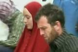 Hostages: Nigel Brennan, Amanda Lindhout.