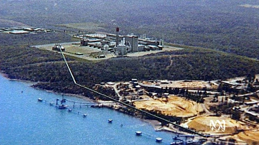 Pulp friction ... the Tasmanian Government has practised interventionist politics in relation to the proposed pulp mill.