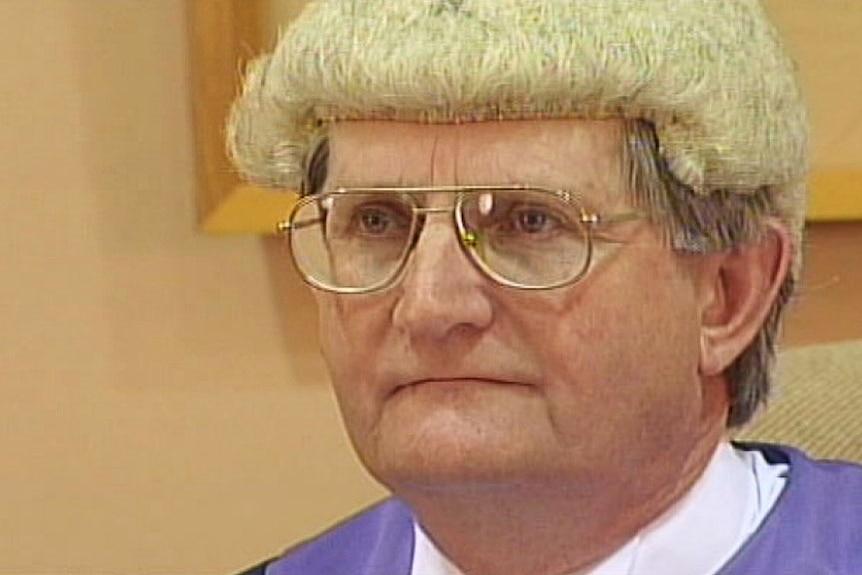 Judge Barry Beazley