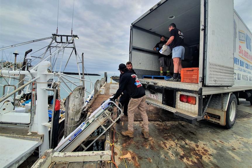 scallop trawler