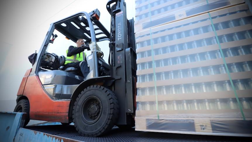Forklift Driver 2
