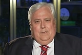 Clive Palmer on Lateline