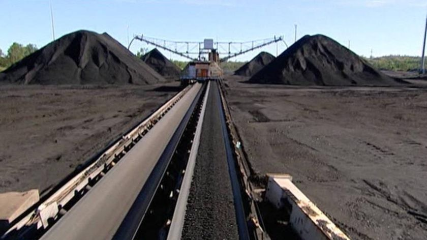 Scientists blame an increasing use of coal for the continuing rise in carbon emissions.