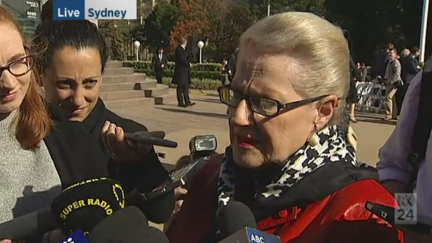 Speaker Bronwyn Bishop defends her response to claims she misused her travel entitlements