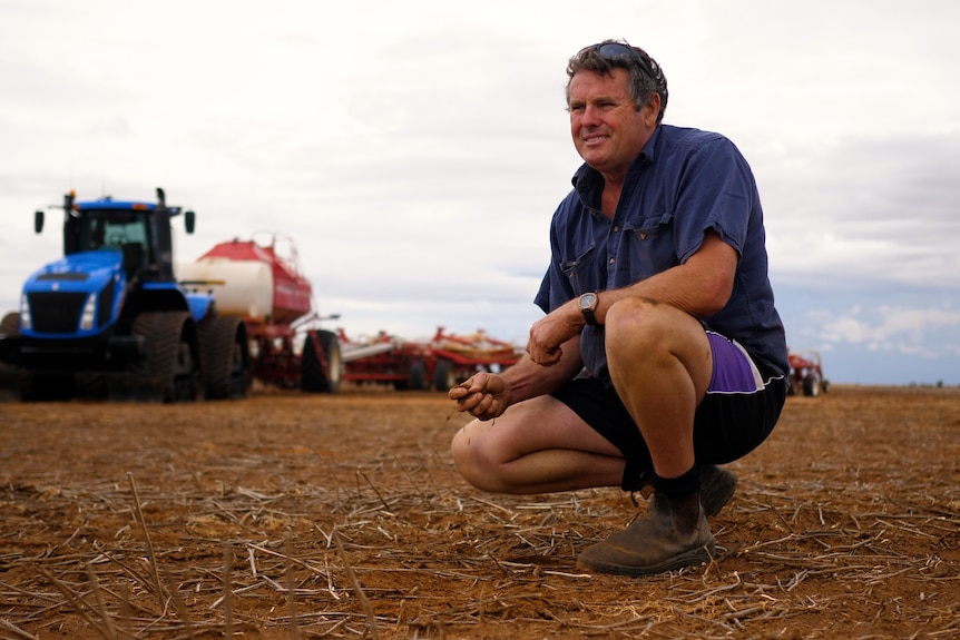 Chapman Valley shire president Anthony Farrell