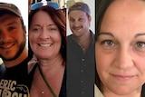 From left: Sonny Melton, Denise Burditus, Jordan McIldoon and Jessica Klymchuck