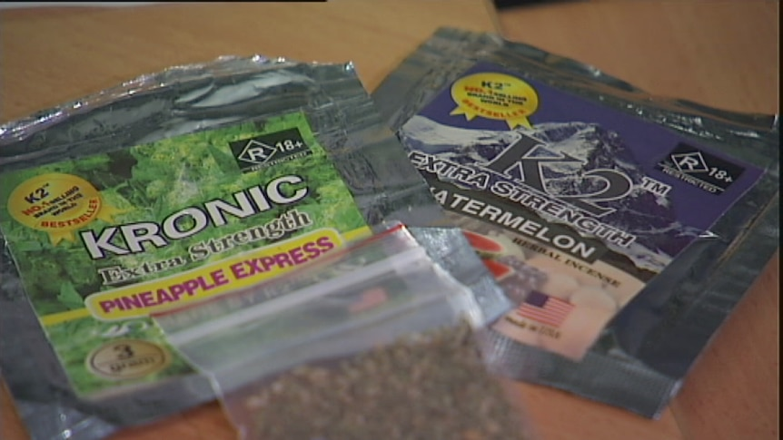 Selection of synthetic drugs