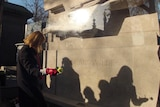 Oscar Wilde's renovated tomb unveiled