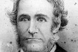 Portrait of Tasmanian bushranger Martin Cash.