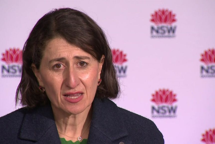 Gladys Berejiklian rejects claims that we could live with COVID-19