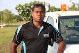 Patrick Heenan, youth diversion team leader and night patrol worker on Tiwi Islands