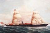 SS Brisbane