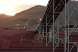 FMG's Firetail mine in the Pilbara