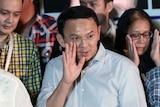 Ahok concedes Jakarta election