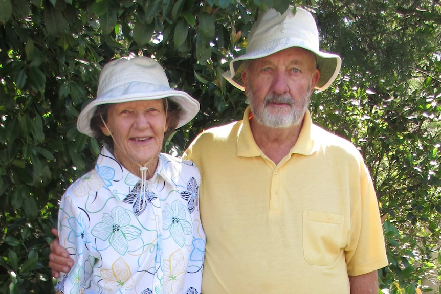 Pat and Eric Pickering