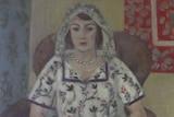 Henri Matisse's Sitting Woman, found in a trove of Nazi-looted art work in Munich.
