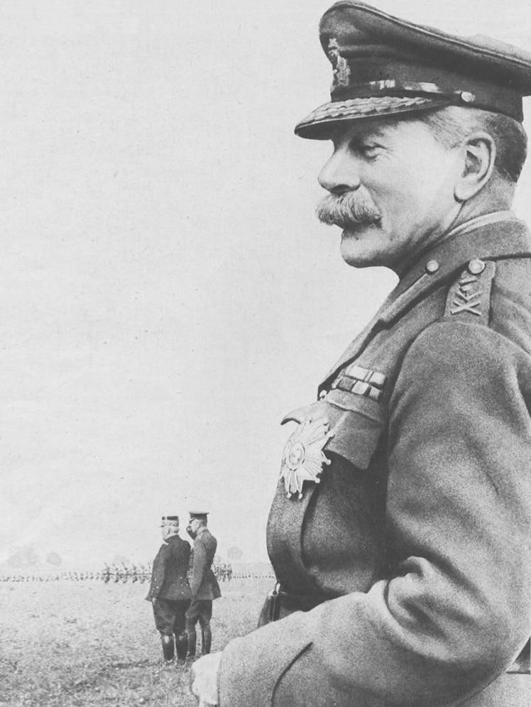 A photo of General Sir Douglas Haig