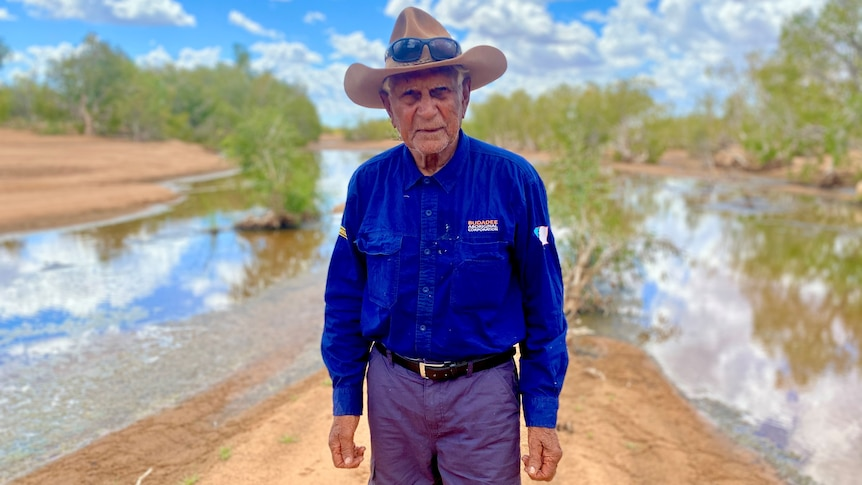'I am the last one': Stephen Stewart is believed to be Australia's oldest Indigenous man