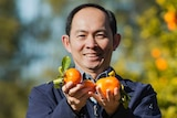 Agrifresh managing director Joseph Ling