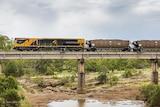 Carmichael mine rail project