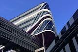 Exterior of Peter MacCallum cancer Centre