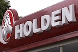 Holden sign