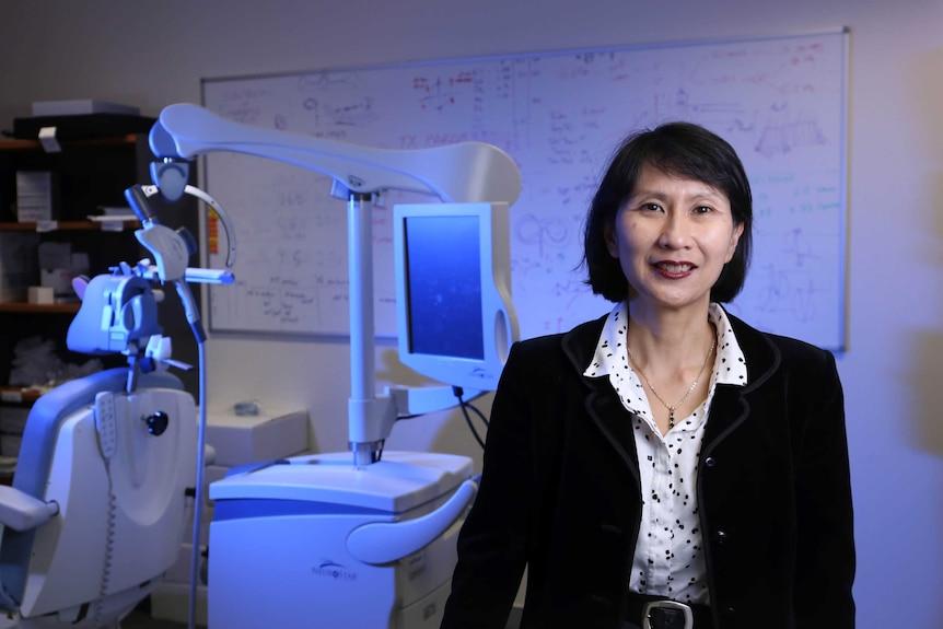 Professor Colleen Loo