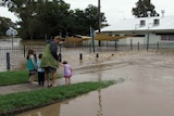 Moree is no longer cut off by floodwaters.