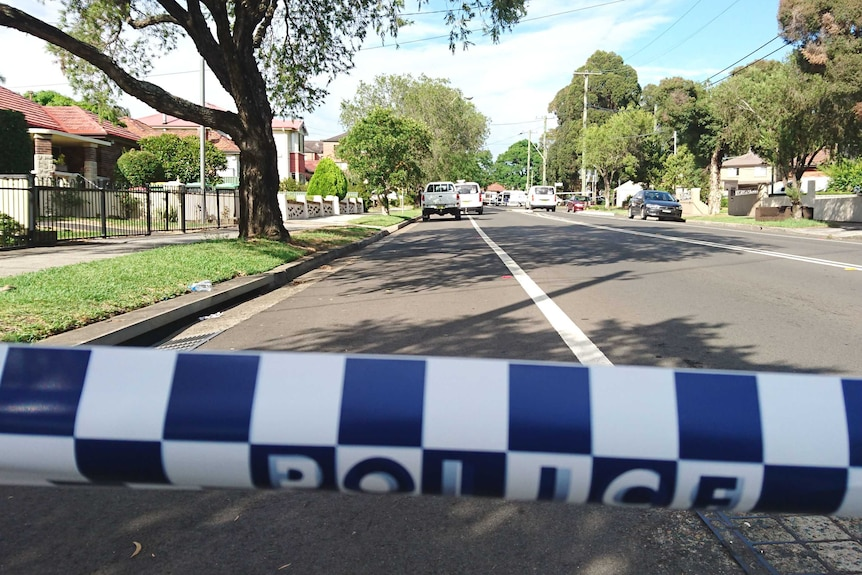 A 29-year-old man has died after he was found with a stab wound to the neck in the driveway of a Watson Road home in Padstow.