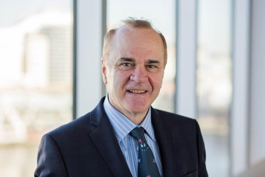 Professor Julian Rait is the president of the Victorian branch of the Australian Medical Association.