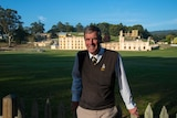 Stephen Large, chief executive of the Port Arthur Historic Site Management Authority