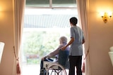 Calls for the Government to ramp up vaccine rollout for aged care workers