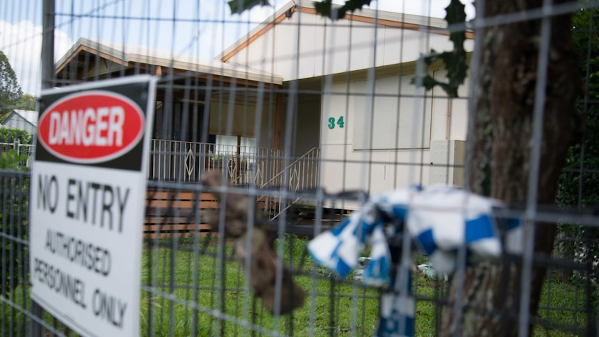 The public housing property will be razed in a fortnight.