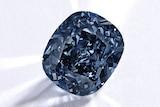 12.03 carat Blue Moon diamond
