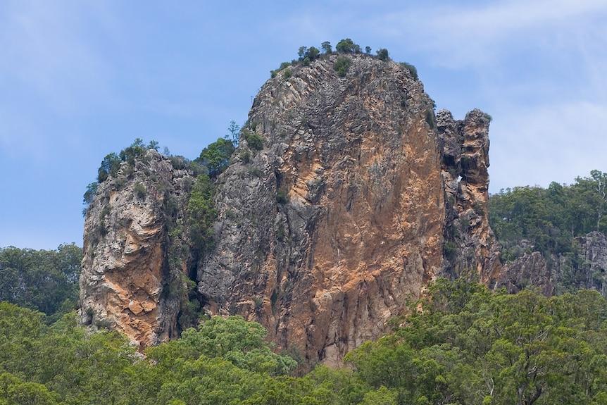Nimbin Rocks in northern New South Wales