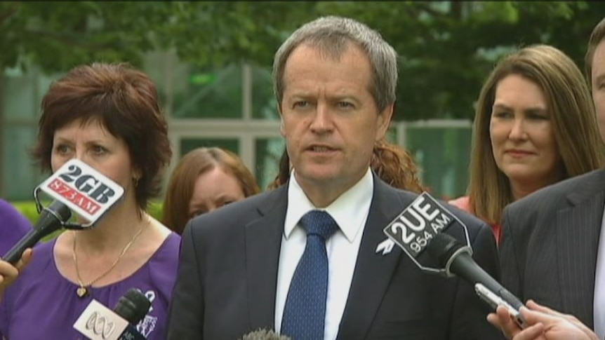 Shorten promises prompt response to bullying inquiry