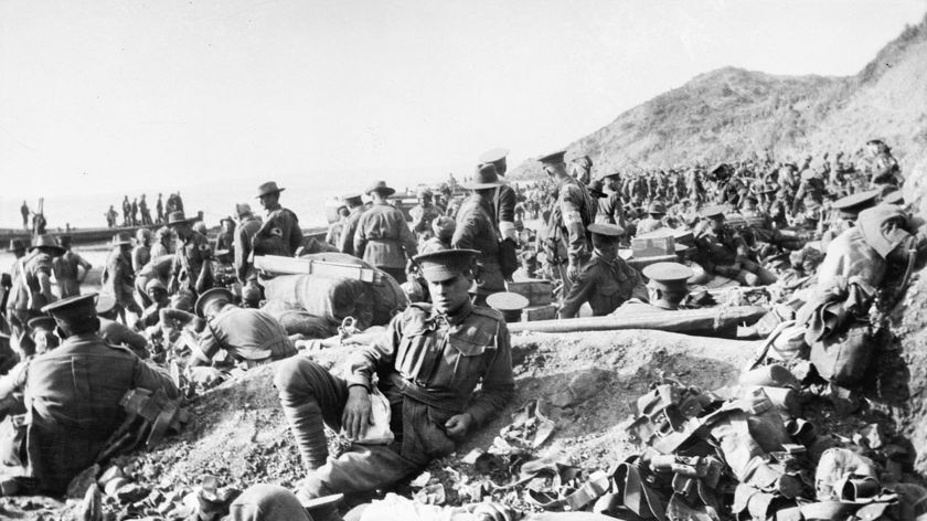 Gallipoli disaster: 8,700 Australians died in the conflict and 18,000 were wounded