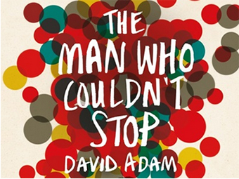 The man who couldn't stop book cover