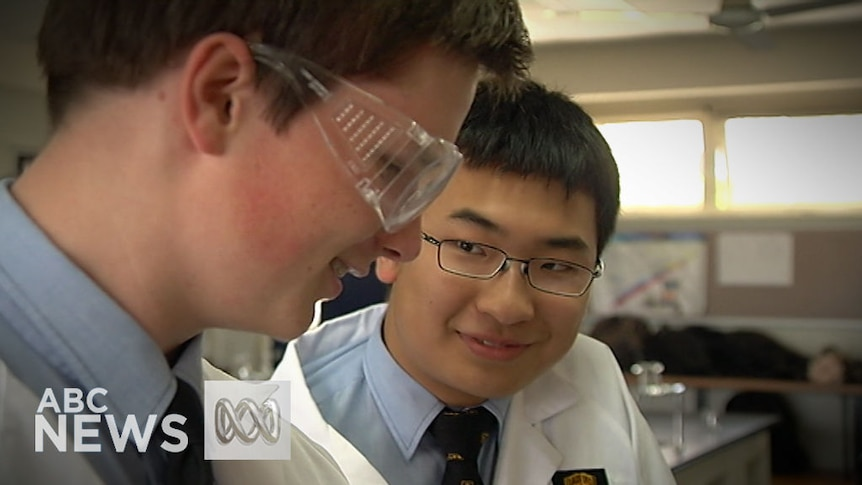 Sydney students create drug for $US20 that would retail in the US for at least $US35,000.