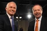 Leader of the Opposition Bill Shorten and Prime Minister Malcolm Turnbull