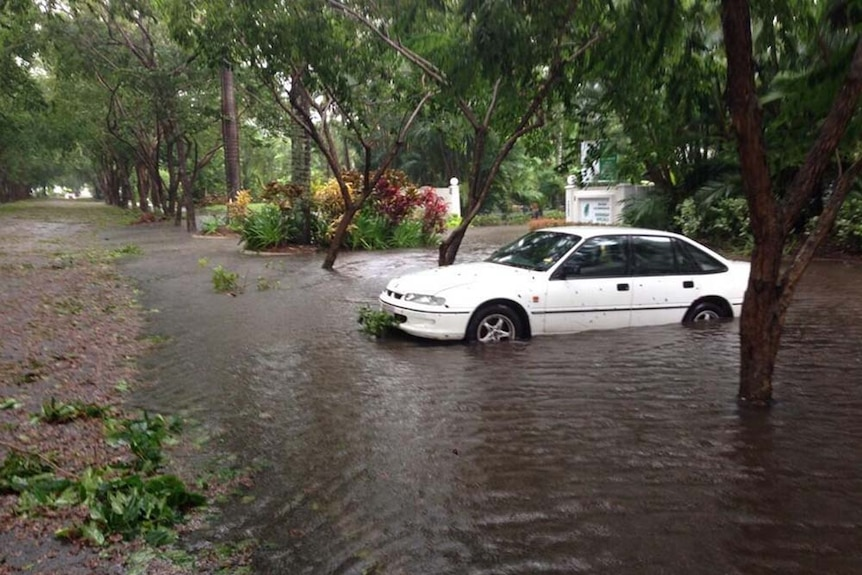Cyclone Ita, Port Douglas