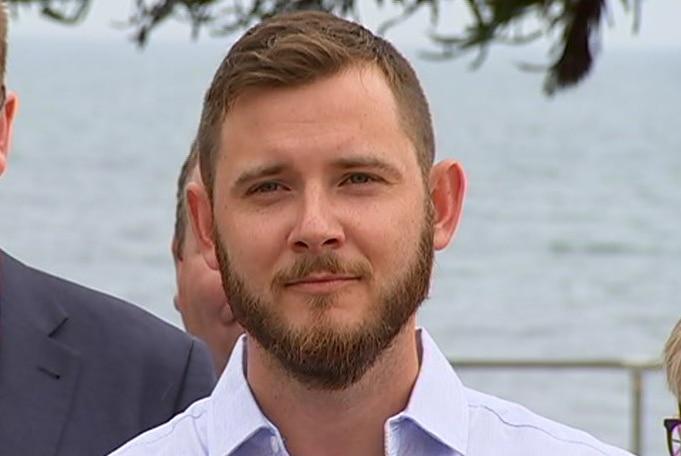 Liberal Candidate for Braddon Felix Ellis