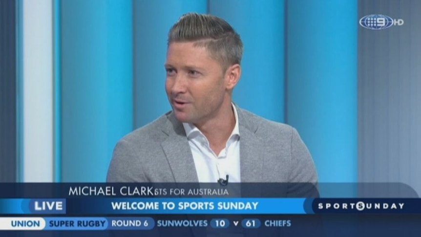 'It's blatant cheating, it's disgraceful,' Former Australian captain Michael Clarke on ball-tampering scandal