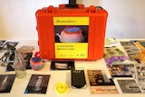The iRemember kitchen kit aims to help Tasmanians living with dementia to engage in conversation.