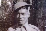 WW2 gunner Percy Suey