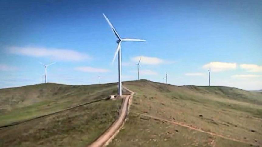 Ceres wind farm