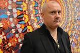 British artist Damien Hirst