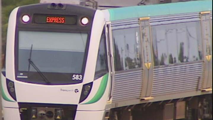 Perth train services