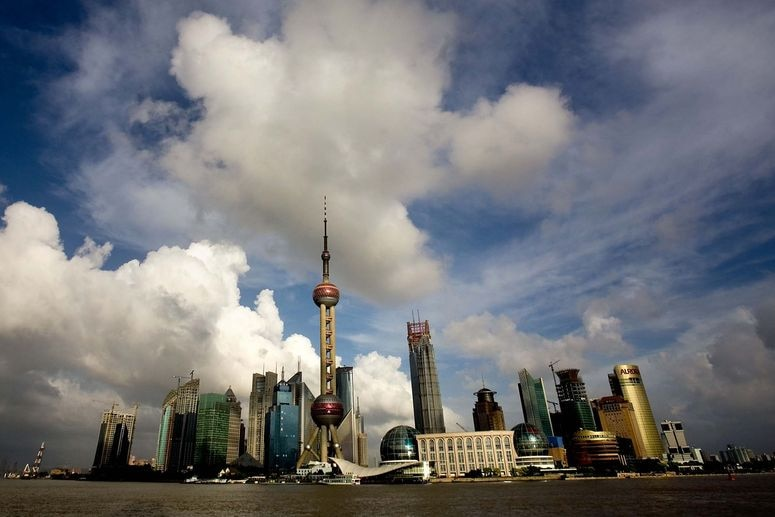 If Chinese interest rates rise, the uneconomic loans for big infrastructure will no longer be possible.