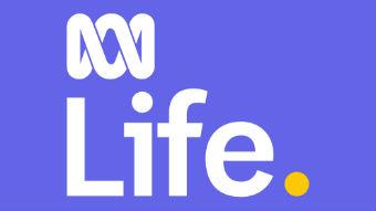 Purple ABC Life logo